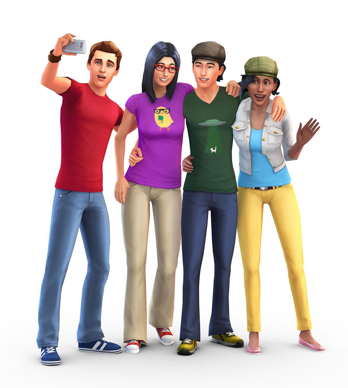 Dlc Для Sims 4