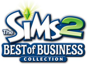 The Sims 2: Best of Business Collection logo