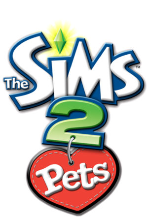 The Sims 2: Pets logo
