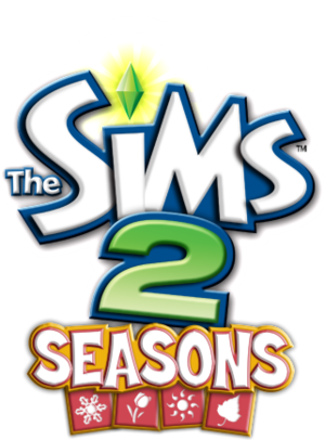 The Sims 2: Seasons logo