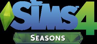 The Sims 4: Seasons logo