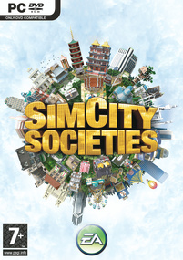 SimCity Societies box