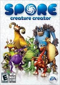 Spore: Creature Creator box art packshot