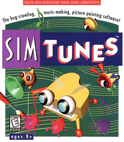 SimTunes Sim Tunes packshot box art