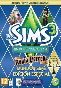 Los Sims 3: Mundos Sims (Edición Especial) packshot box art