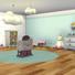 Nursery Walls Set #6 - Basics + Triangles