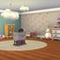Nursery Walls Set #7 - Basics + Triangles