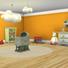 Nursery Walls Set #8 - Basics + Triangles