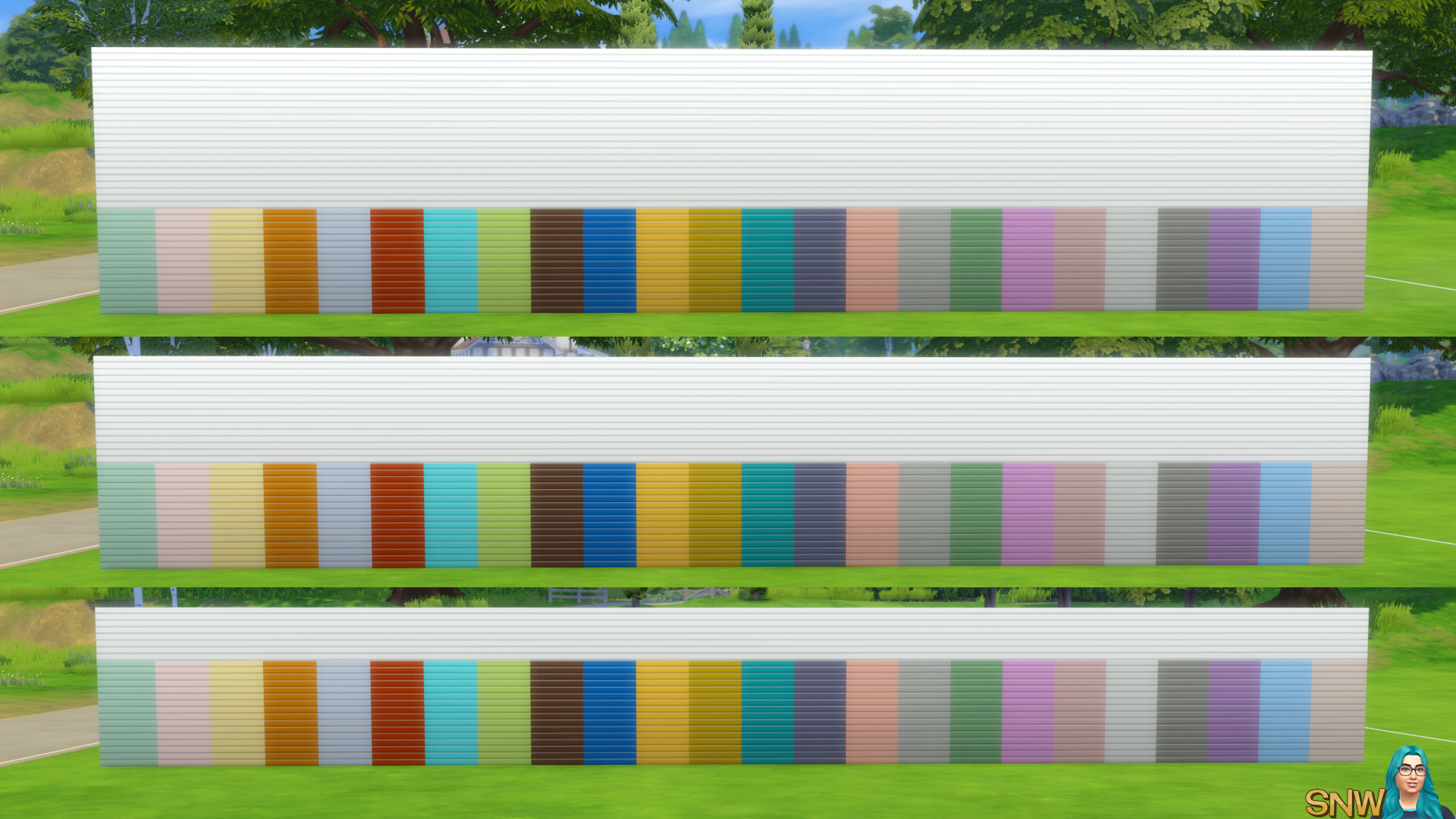 Murkland inspired Simple Trailer Siding (Low-Mid)
