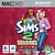 The Sims 2: Seasons for Mac box art packshot jewel case