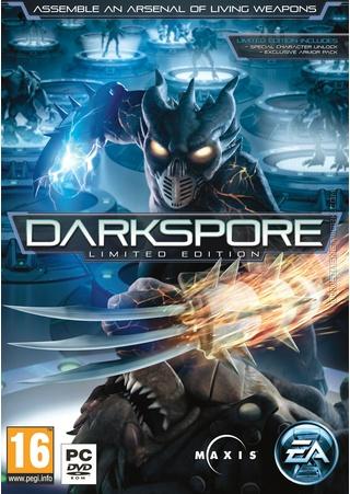 Darkspore (Limited Edition) box art packshot
