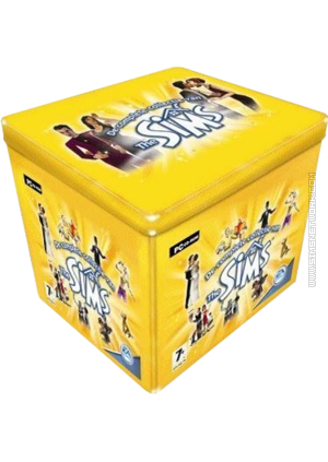 De Complete Collectie van The Sims special box doos blik