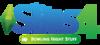 The Sims 4: Bowling Night Stuff logo
