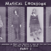 The Sims 4: Realm of Magic - A Little Lookbook by Rosie and Cheetah - Part 1