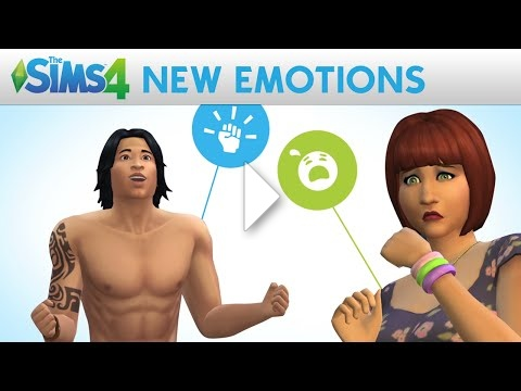 The Sims 4: New Emotions Official Gameplay Trailer