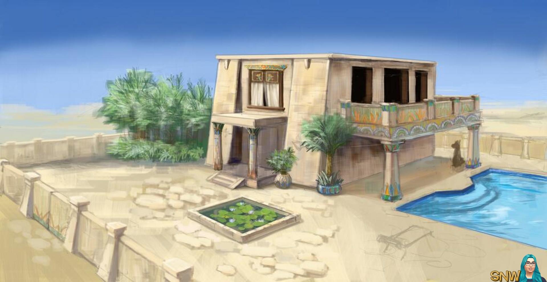 Egypt Now Houses Homes